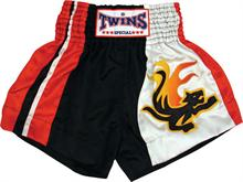 Twins Thai Style Trunks W/Lizard
